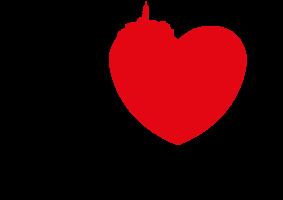 logo i love matera