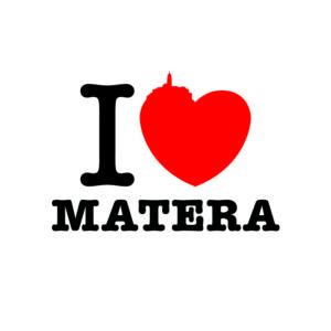 I love Matera